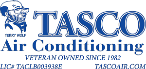 tasco ac repair and heating san antonio 300 logo